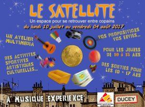Retour sur le Satellite au mois de juillet