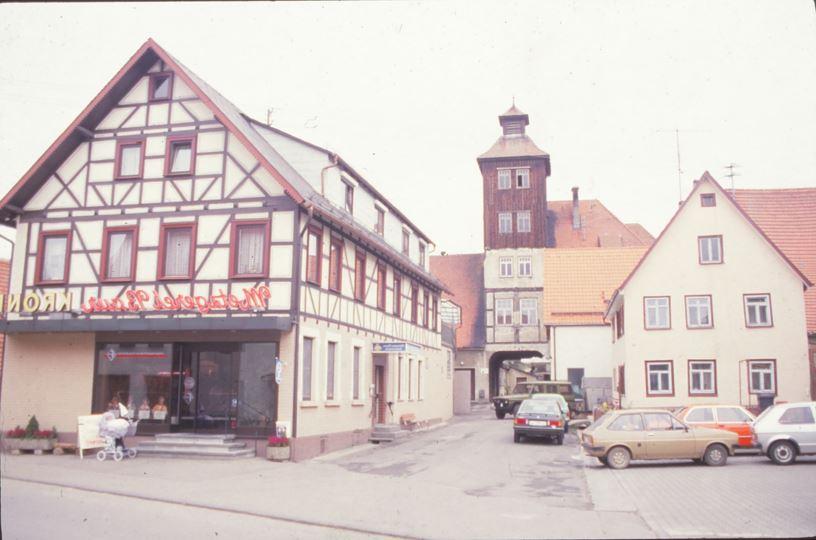 Echange avec Laïchingen, en Allemagne